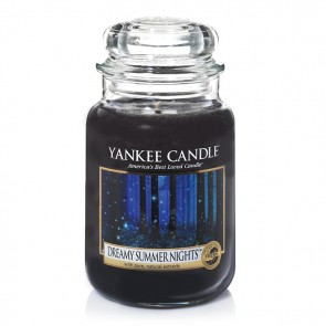 Yankee Candle Dreamy Summer Nights 623g - Duftkerze