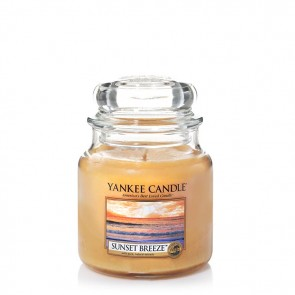 Yankee Candle Sunset Breeze 411g - Duftkerze