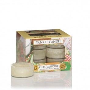Yankee Candle Christmas Cookie Teelichter 118 g