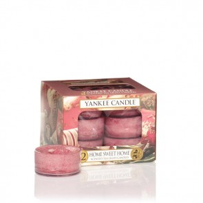 Yankee Candle Home Sweet Home Teelichter 118g