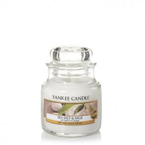 Yankee Candle Sea Salt & Sage 104 g - Duftkerze