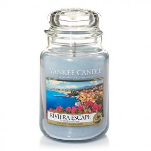 Yankee Candle Riviera Escape 623g - Duftkerzen