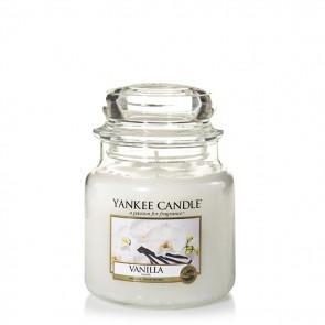 Yankee Candle Vanilla 411g - Duftkerze