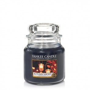 Yankee Candle Autumn Night 411g - Duftkerze