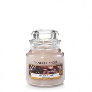 Yankee Candle Ebony & Oak 104g - Duftkerze