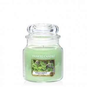 Yankee Candle Wild Mint 411g