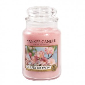 Yankee Candle Cherry Blossom 623g - Duftkerze