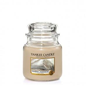 Yankee Candle Warm Cashmere 411g