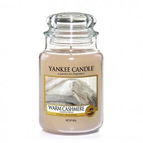 Yankee Candle Warm Cashmere 623g