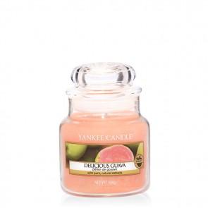 Yankee Candle Delicious Guava 104g - Duftkerze