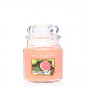 Yankee Candle Delicious Guava 411g - Duftkerze