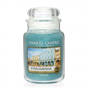 Yankee Candle Viva Havana 623g - Duftkerze