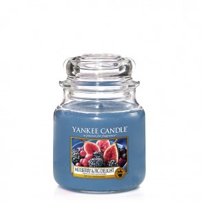 Yankee Candle Mulberry & Fig Delight 411g