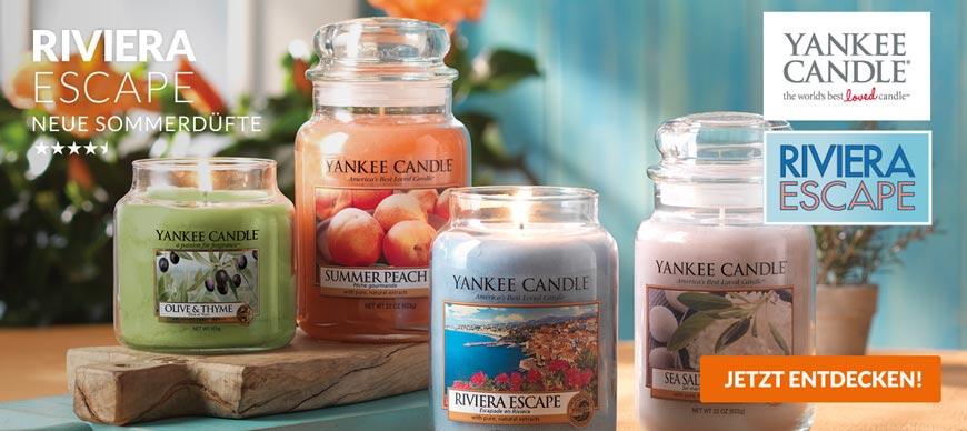 Yankee Candle Duftkerzen